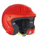 Casque Stilo WRC DES ORANGE hans et intercom  SA15