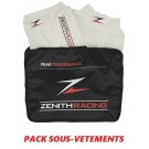 PACK SOUS VETEMENTS BLANC