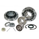 KIT ROULEMENT ARRIERE R5 GT TURBO- R11 TURBO