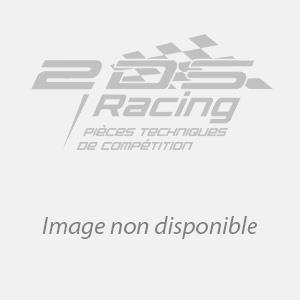 Kit Fixations Latérales Basses Speedpro Acier Noir 3mm