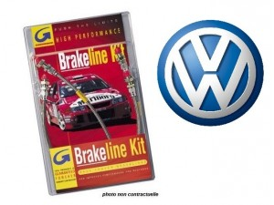 KIT Durites de freins VW